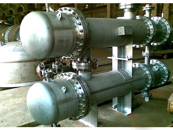 呼市管壳式换热器