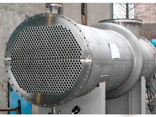 呼市列管式换热器